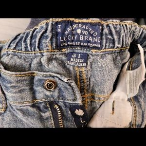 Lucky Brand Jeans- Boys 3T